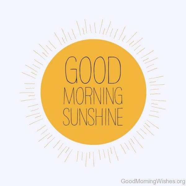 Wonderful Pic Of Good Morning 4