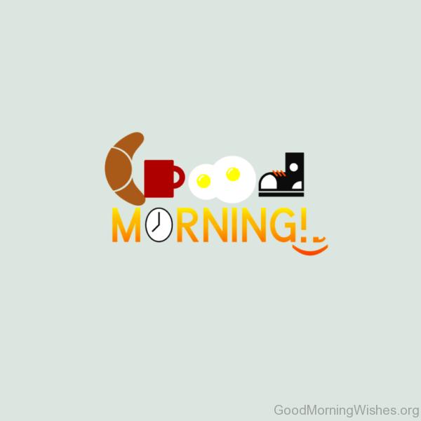 Amazing Good Morning Logo