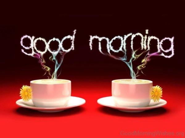 Beautiful Good Morning Photo
