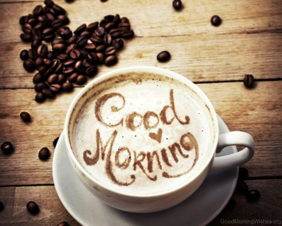40 Good Morning Pictures With Coffee