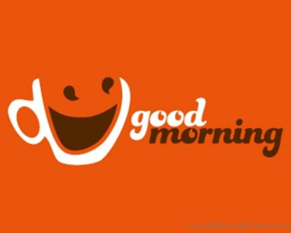 Brilliant Good Morning Logo