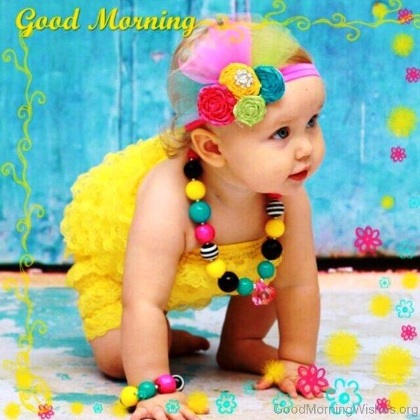 Cute Good Morning Image 1