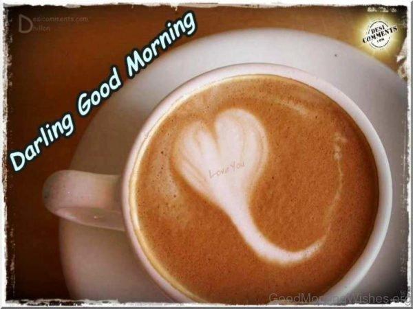 Darling Good Morning