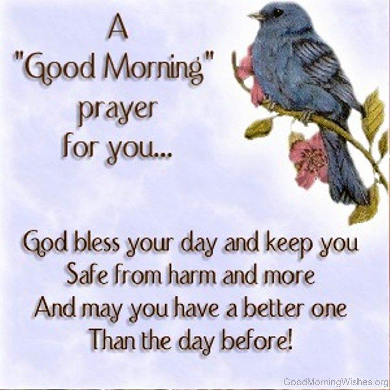 Good Morning Prayer To Your Lover : Good morning prayer sms