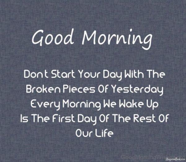 Good Morning Blessing For Friends