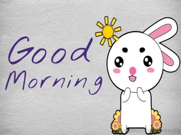 Good Morning Cartoon Picture
