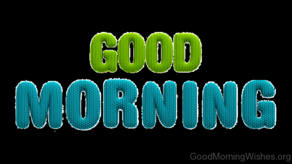Good Morning Clipart Photo