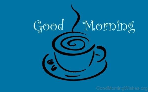 Good Morning Coffee Clip Art