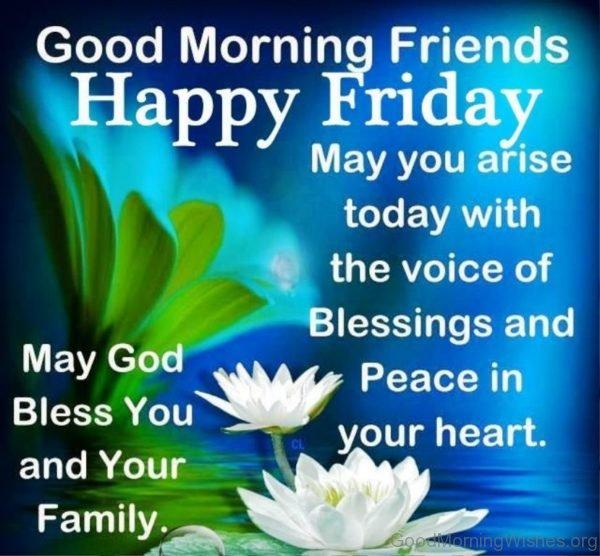 Good Morning Friends 3