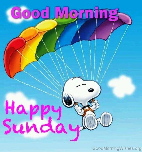 Good Morning Happy Sunday 2