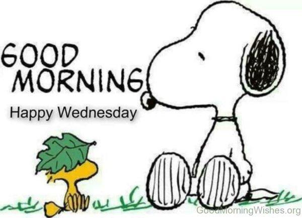 Good Morning Happy Wednesday 1