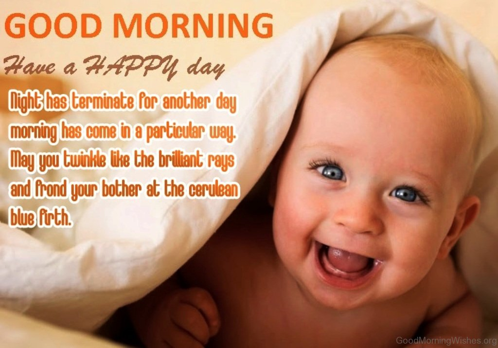 Good Morning Baby Quote : Good morning baby quotes