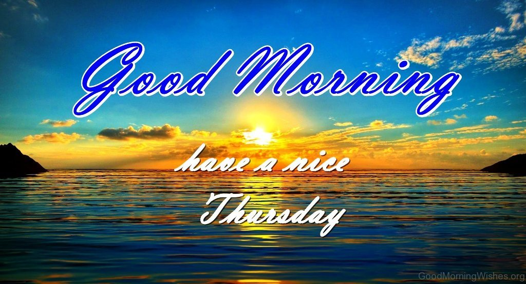 Image result for Have a nice thursday