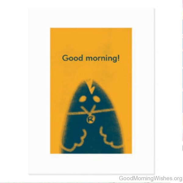 Good Morning Image 27
