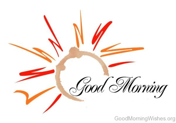 Good Morning Logo Image