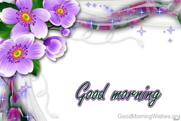 Good Morning Lovely Postcard