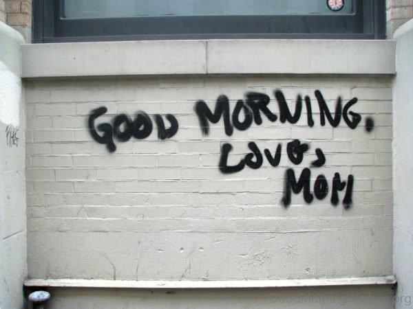 Good Morning Mom Image