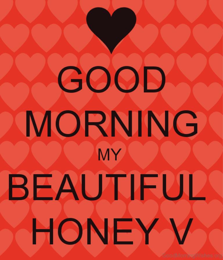Good Morning Honey Quotes : Good morning wishes honey