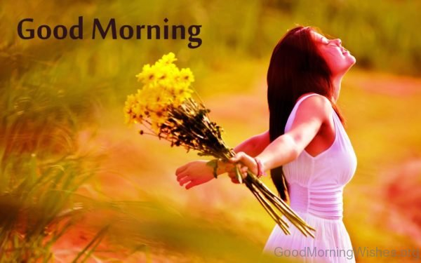 Good Morning Lady German : Good morning wishes for girl