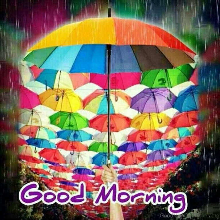Happy Rainy Day: 16 Good Morning Wishes For A Rainy Day