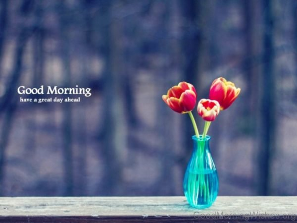 Good Morning With Flowers 2