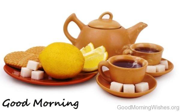 Good Morning With Lemons