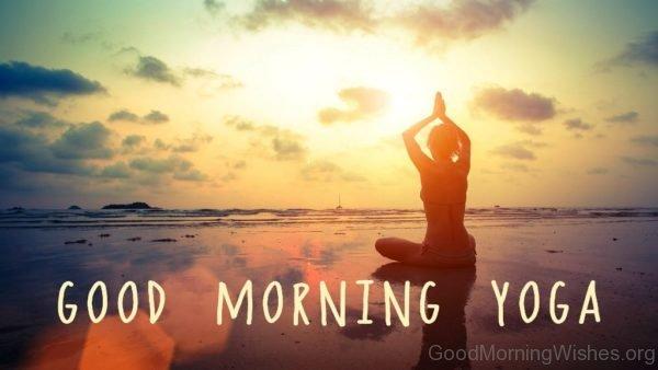 Good Morning Yoga Piture