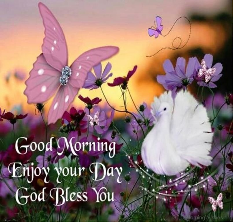 Blissful Good Morning Quotes: 60 Good Morning Wishes With Blessings