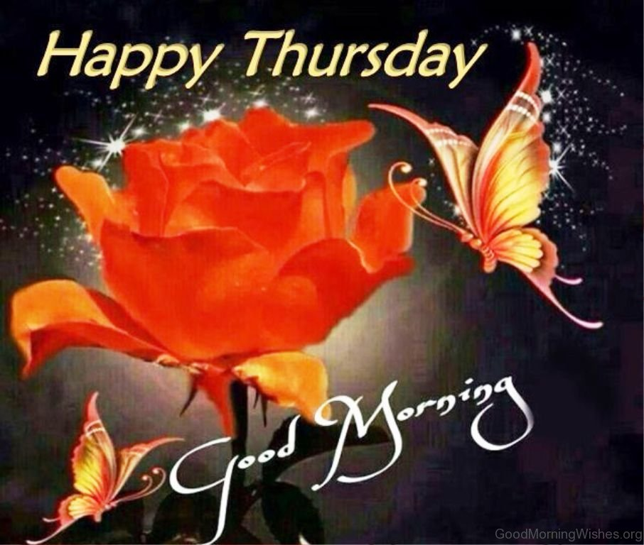 Good Morning Thursday Image : Good morning wishes on thursday