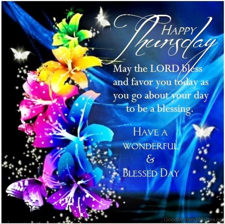 38 good morning wishes on thursday have a wonderful and blessed day m4hsunfo