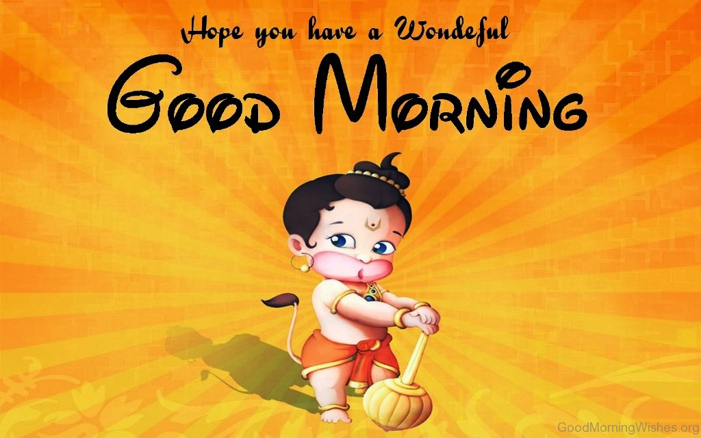 Hope You Have A Wonderful Good Morning