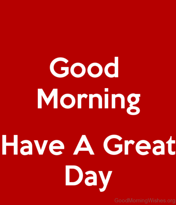 Image Of Good Morning Pic