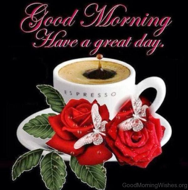 Lovely Pic Of Good Morning 5