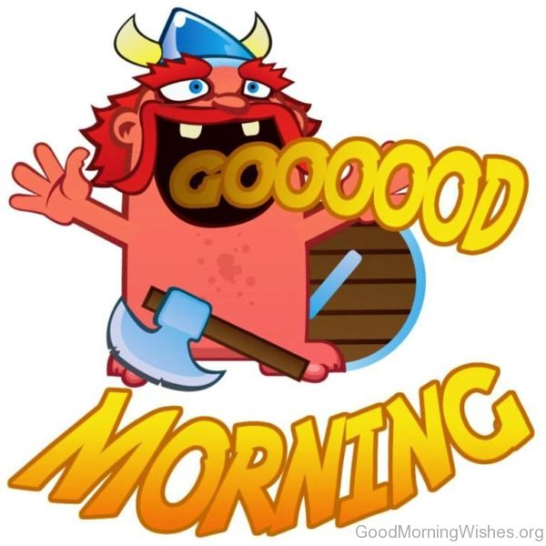 Lovely Pic Of Good Morning Cartoon
