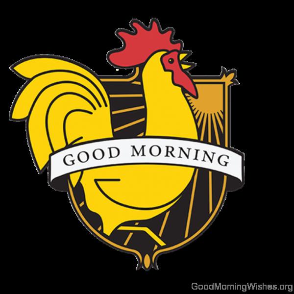 Lovely Pic Of Good Morning Logo