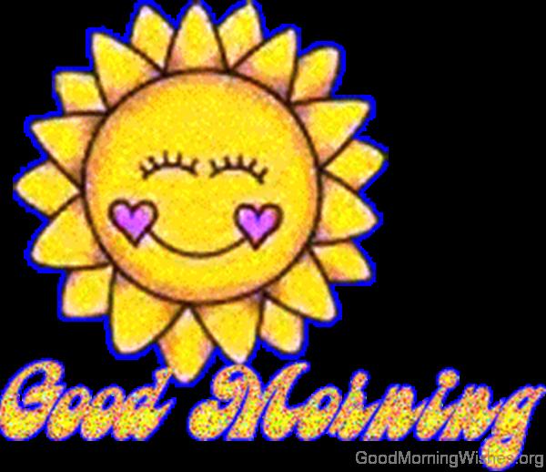 Morning Sunshine Clipart