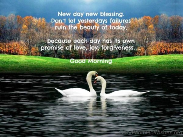 New Day New Blessing