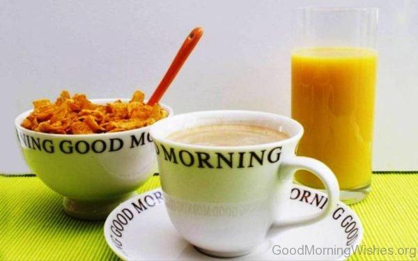 Nice Image Of Good Morning