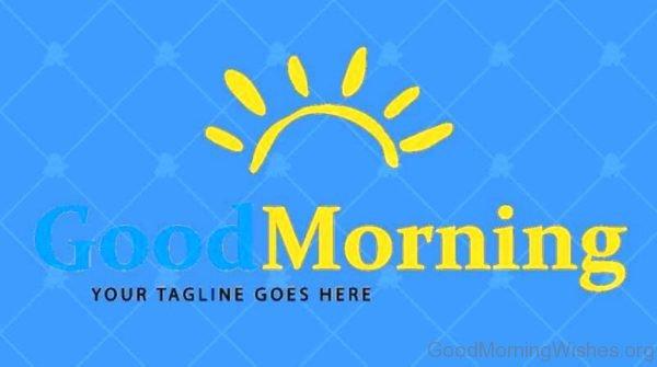 Nice Pic Of Good Morning Logo