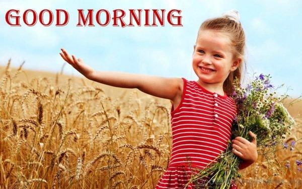 Stunning Pic Of Good Morning 6