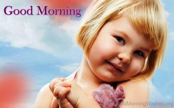 Sweet Good Morning Pic