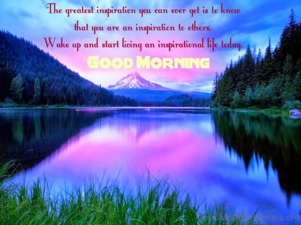The Qreatest Inspiration You Can Ever Get Is To Know That You Are An Inspiration To Others