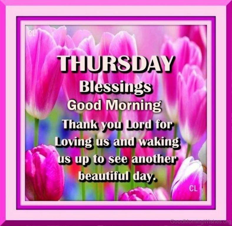 38 good morning wishes on thursday thursday blessings good morning 1 m4hsunfo