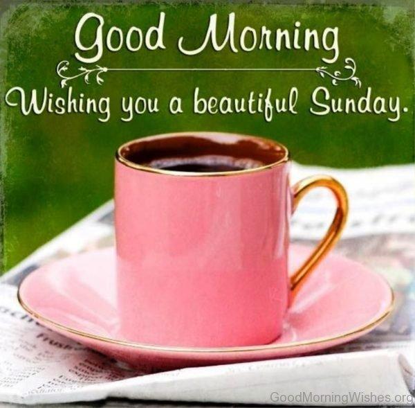 Wishing You A Beautiful Sunday 1
