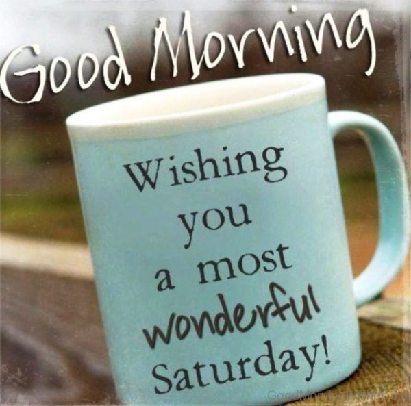 Wishing You A Most Wonderful Saturday