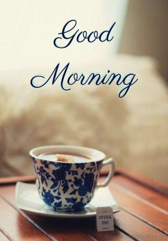 Wonderful Good Morning Photo