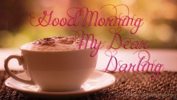 Wonderful Pic Of Good Morning Darling