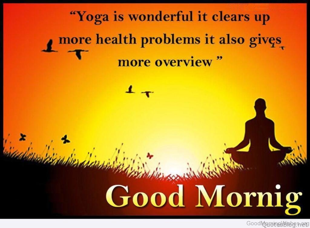 Yoga Is Wonderful It Clears Up More Health Problems